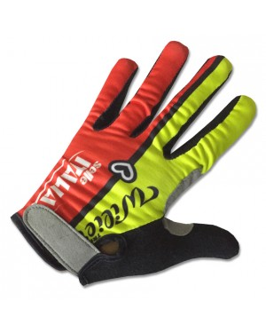 2017 Wilier Force Pro  Larga Invierno Guantes