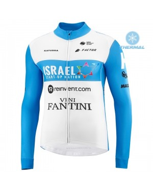 Chaqueta 2020 Equipo ISRAEL STAT-UP NATION  Invierno