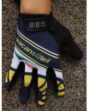 Guantes equipo 2014 Equipo Vacansoleil