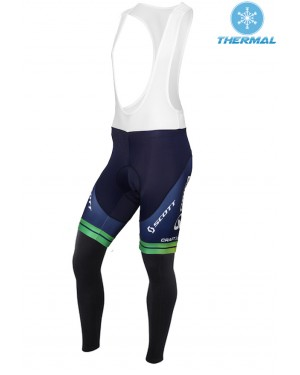 Culotte largo 2015 Orica GreenEdge con tirantes invierno