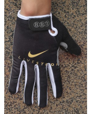 Guantes equipo 2014 Livestrong